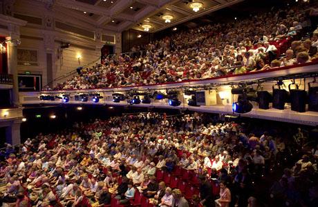 Birmingham Hippodrome.. Theaters
