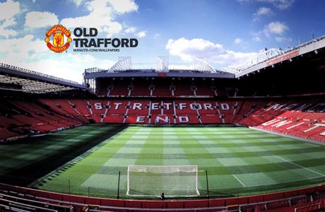 Old Trafford..