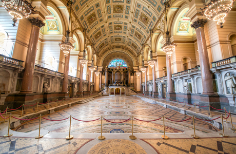 St. George's Hall...Architectural Buildibgs