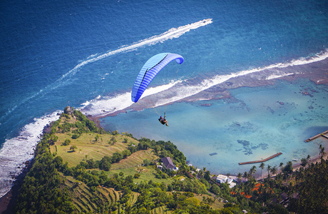 Bali Paragliding Adventure