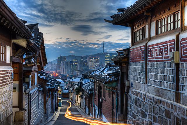 Bukchon Old Village