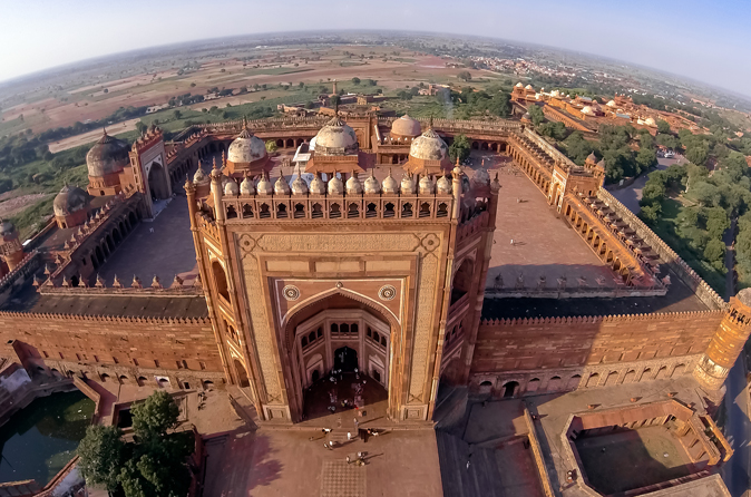 Fatehpur Sikri (the City of Victory)