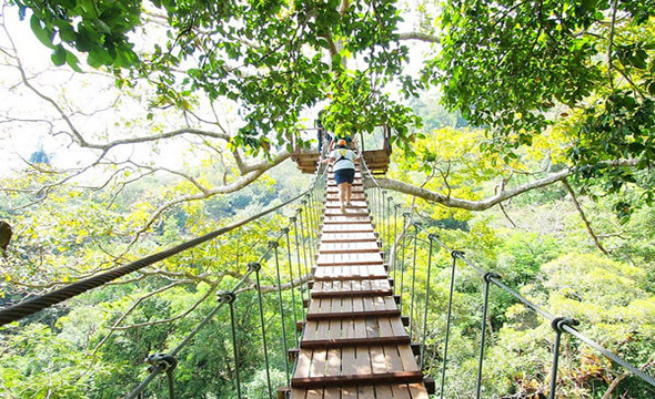 Flying Hanuman Adventure Park