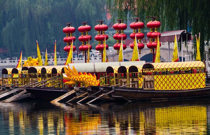 Hou Hai (Back Lakes)