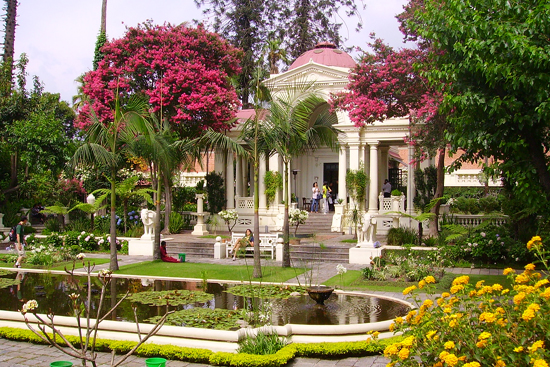 Kathmandu's Garden of Dreams