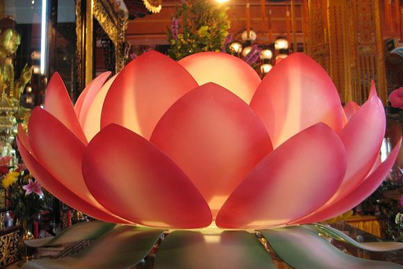 Monastery Po Lin (Precious Lotus)