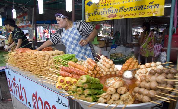 Naka Market Street Market
