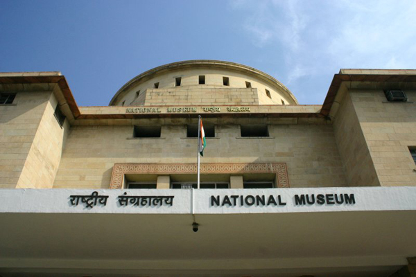 National Museum New Delhi
