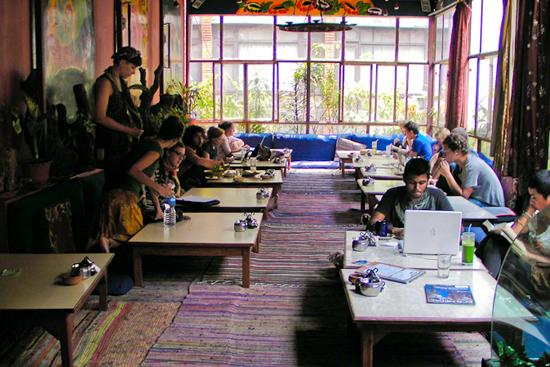 OR2K Restaurant Kathmandu