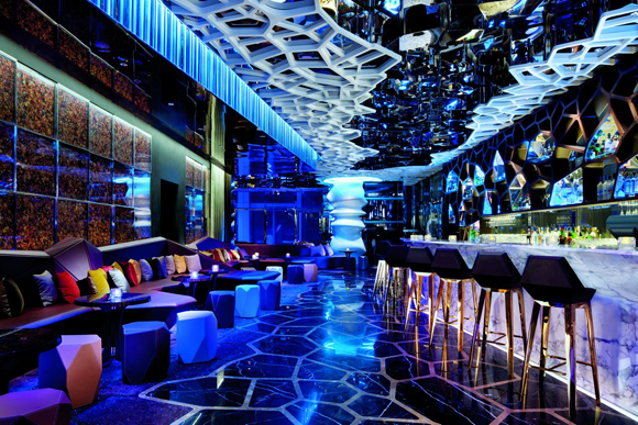 Ozone Bar at The Ritz-Carlton, Hong Kong