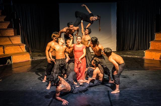 Phare Cambodian Circus