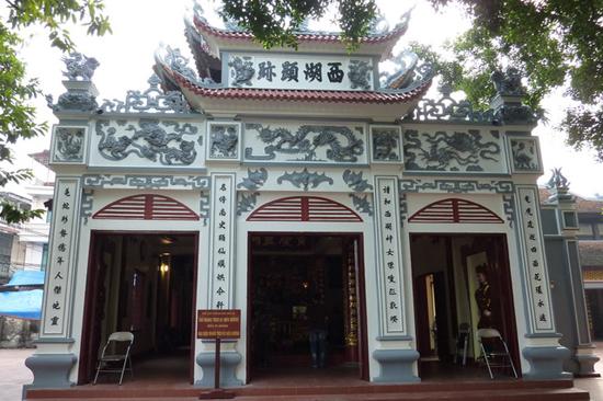 Phu Tay Ho Sanctuary