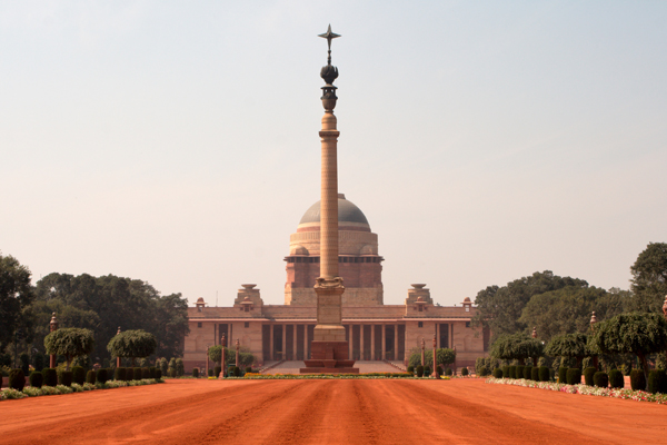 Rashtrapati Bhavan - Official Home of the President of Indi