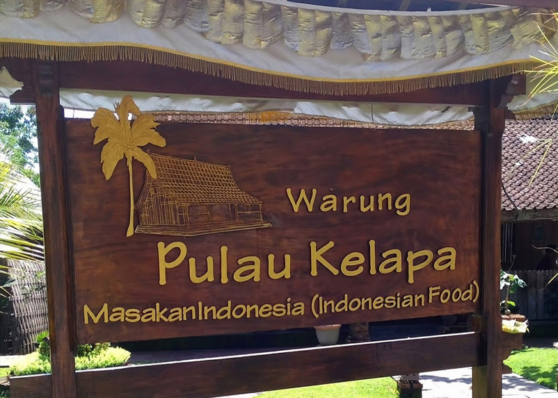 Restaurant Warung Pulau Kelapa