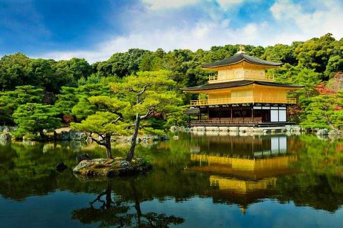 Rokuonji Temple