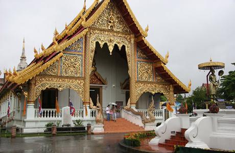 Temple Wat Phra Singh