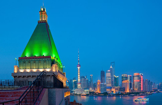 The Bund Historic Waterfront Area