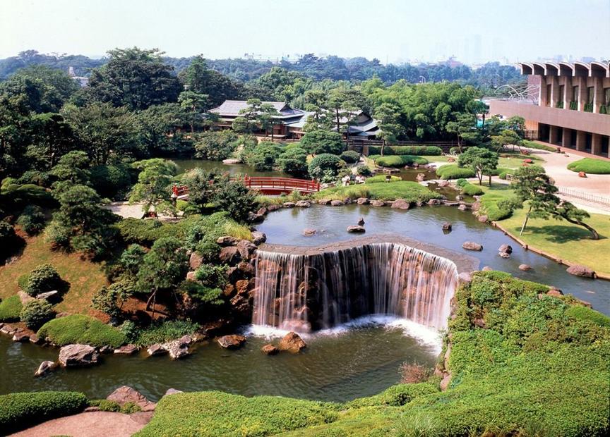 The New Otani Tokyo Garden