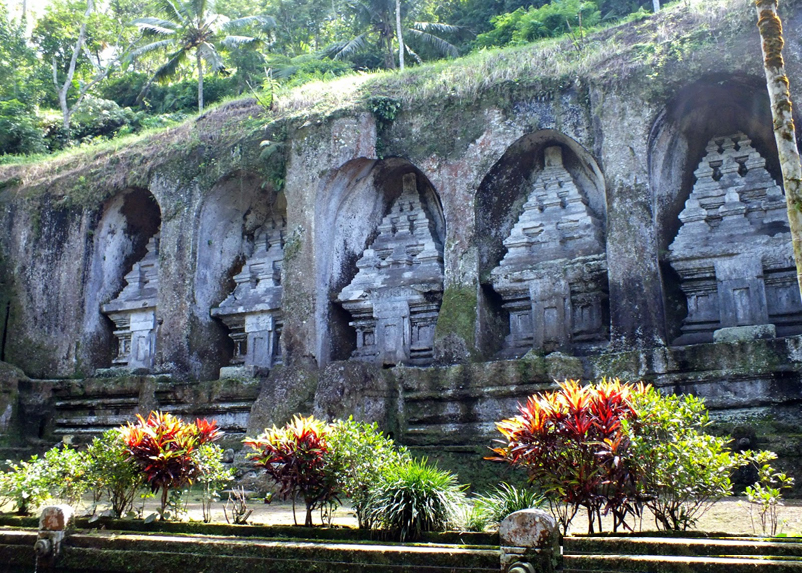 The Rocky Temple of Gunung Kawi