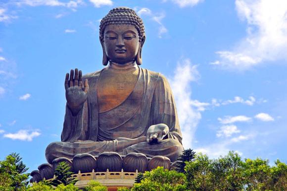 Tian Tan Buddha (Big Buddha Monument)