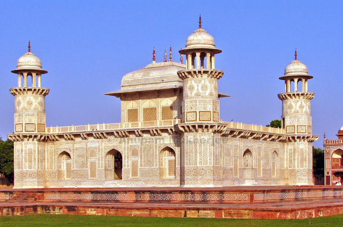 Tomb of Itmad-ud-Daulah (The Baby Taj)
