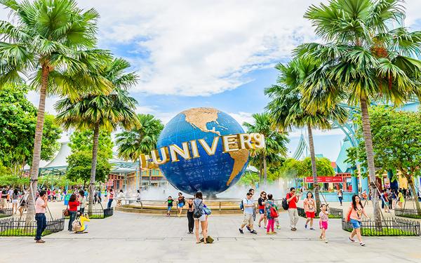 Universal Studios - Singapore Theme Park