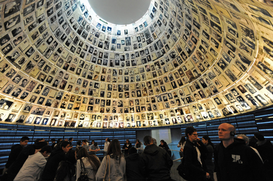 Yad Vashem - Holocaust Memorial