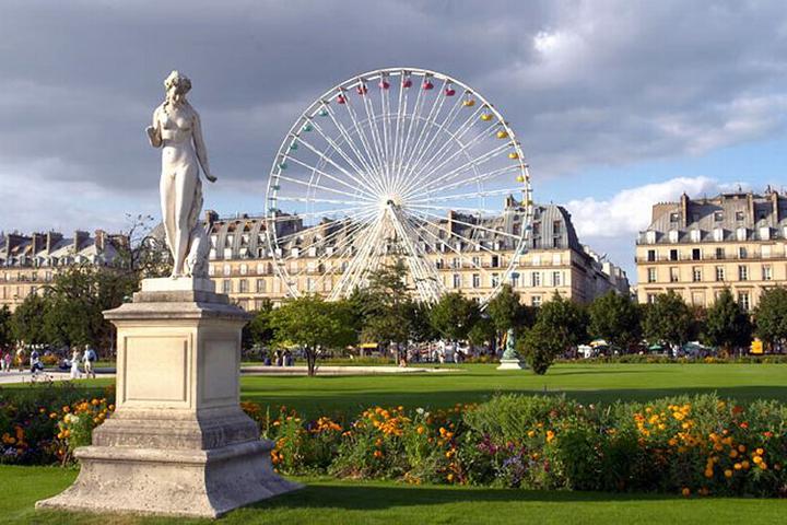 Jardin des Tuileries Garden