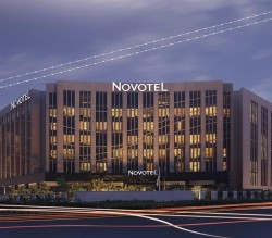 Novotel New Delhi Aerocity - An AccorHotels Brand1