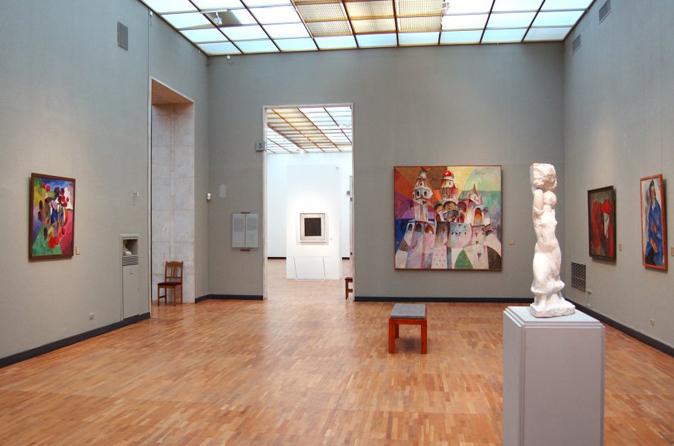 Tretyakov Gallery on Krymsky Val