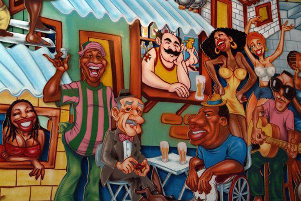 Bar Samba