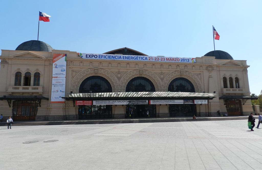 Centro Cultural Estacion Mapocho