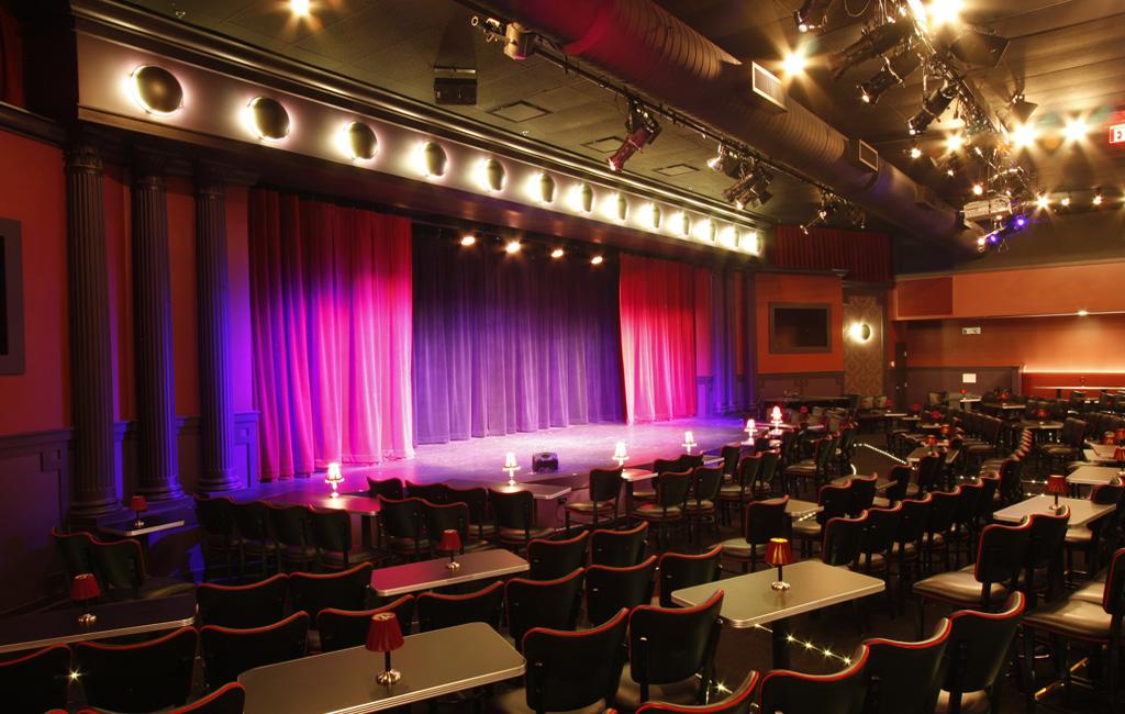 Comedy Club Second City