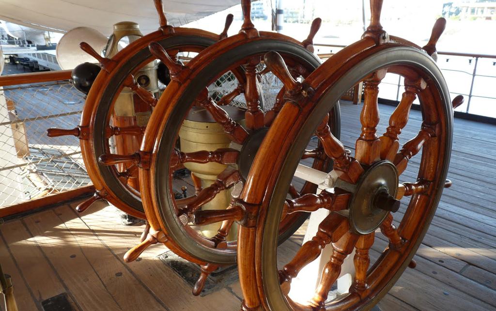 Fragata ARA Sarmiento (Ship museum)