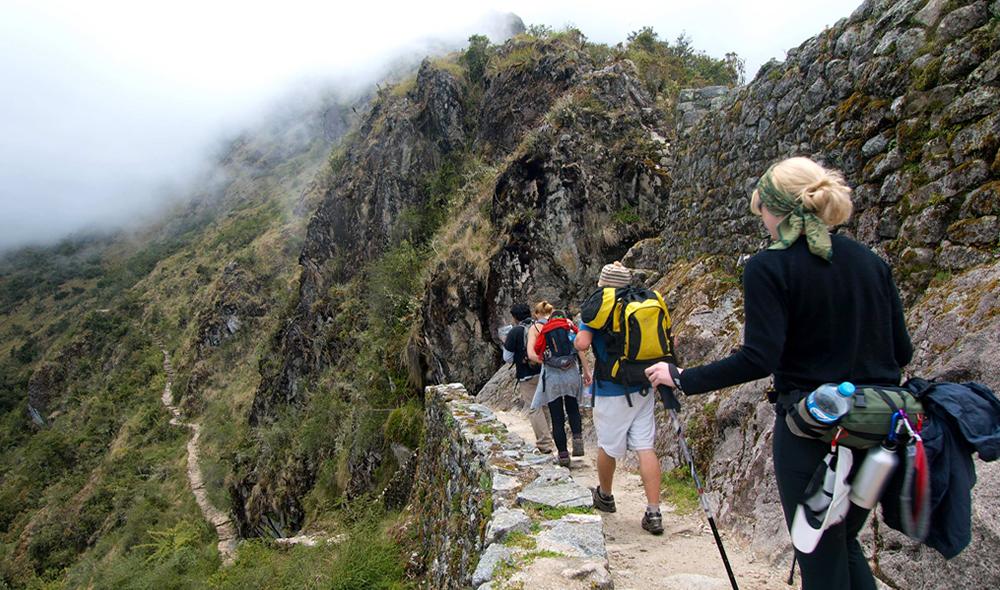 Inca Hiking Trail