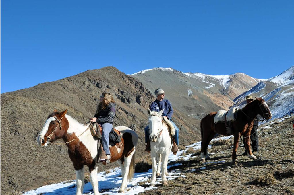 Mendoza Andes