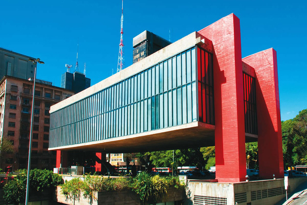 Museu de Arte de Sao Paulo Assis Chateaubriand - MASP