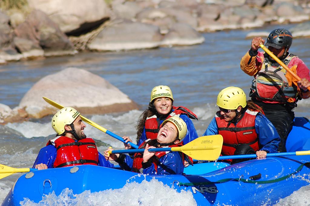 Potrerillos Explorer Rafting