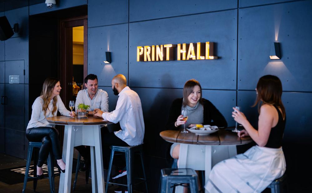 Print Hall Restaurant