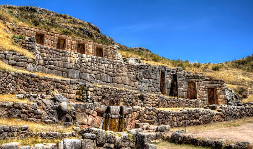 Tambomachay (Ancient Ruins)